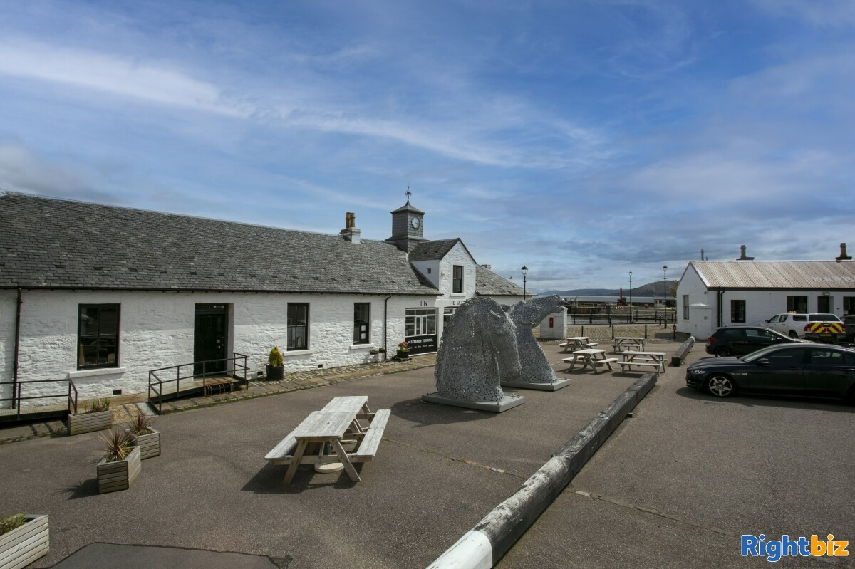 Stunning Well Positioned Cafe Lease Opportunity in Ardrisaig - Image 2