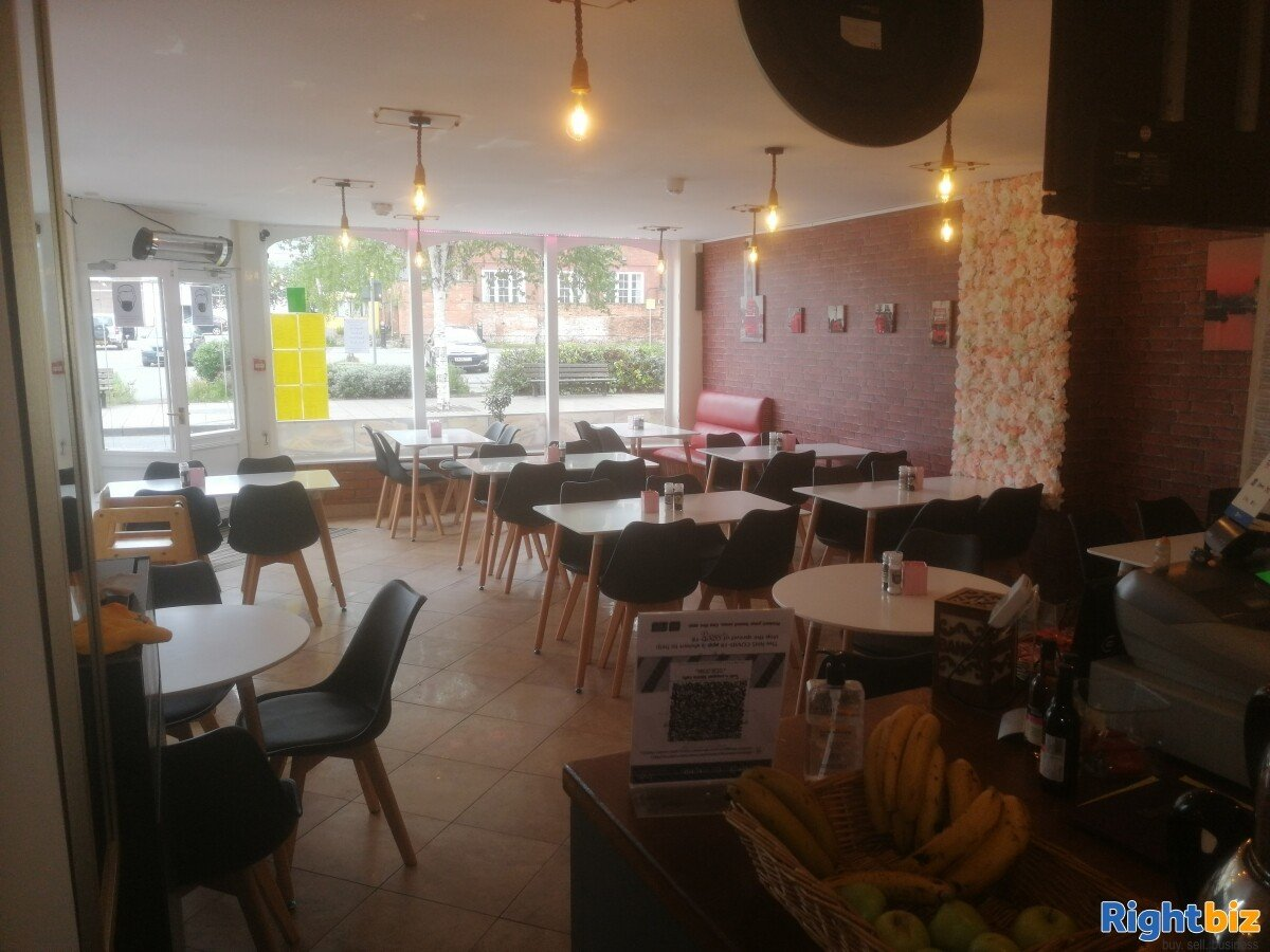 Bistro cafe for sale in Ipswich - Image 2