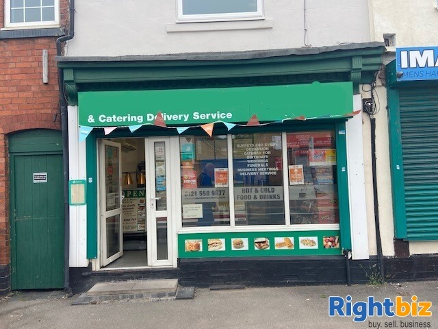 Cafe Takeaway and Catering Business Halesowen West Midlands - Image 2