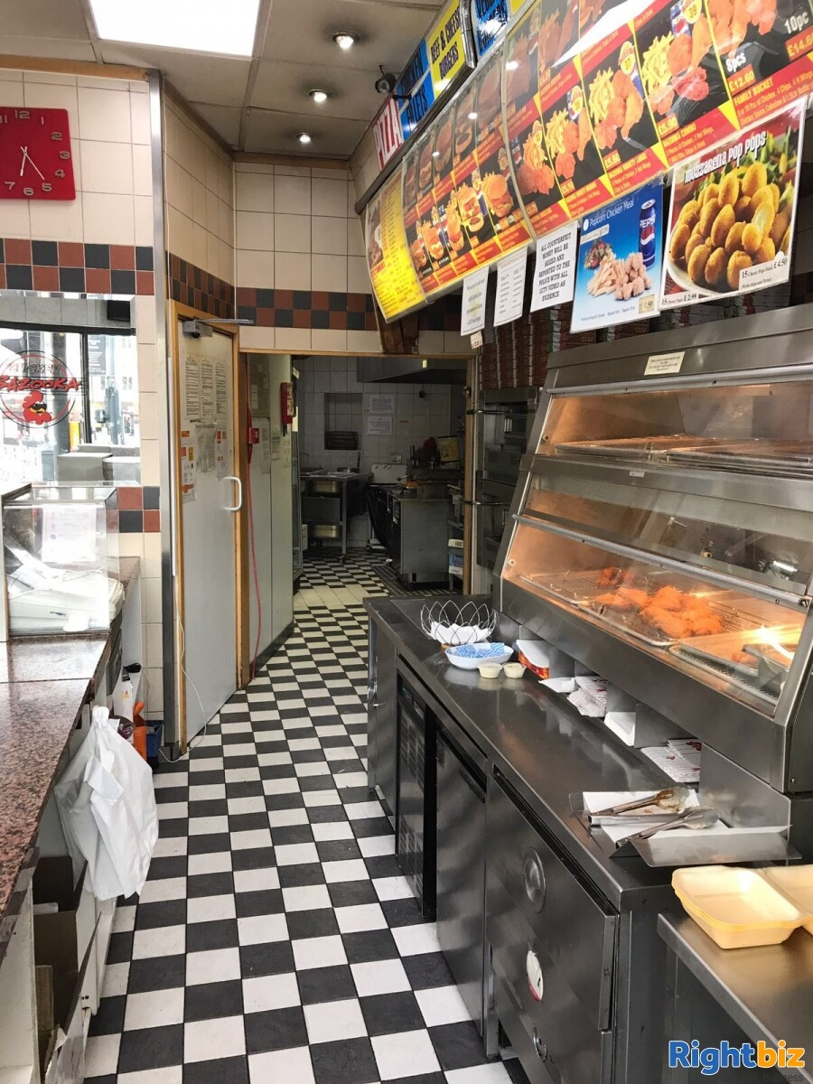 Leasehold Fast Food Restaurant for Sale in Liverpool - Image 2