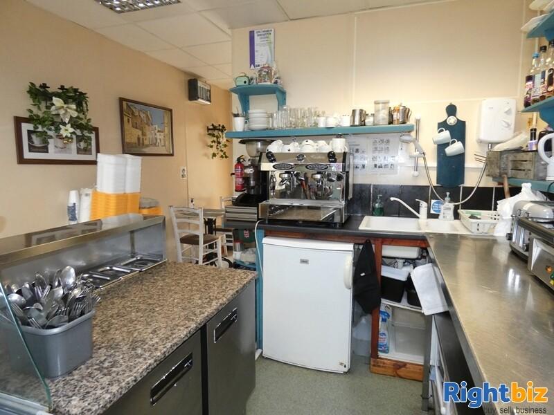 Take Away Tea & Coffee Shop Radcliffe - Image 2