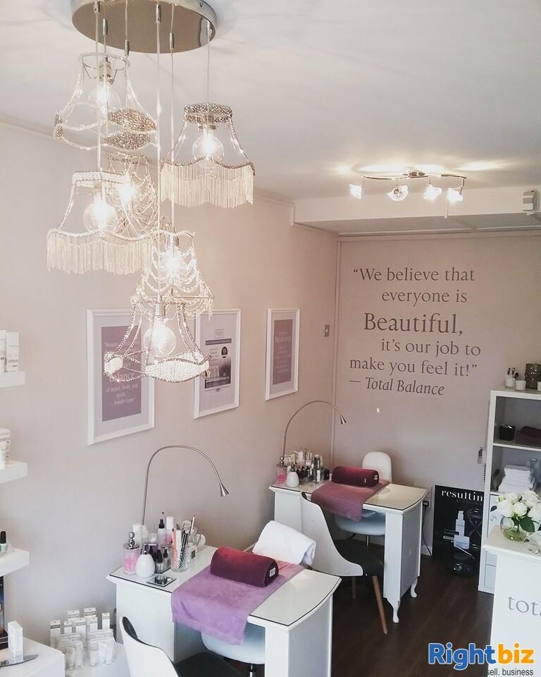 Total Balance Long Established Beauty Salon in Kettering, Northants for sale - Image 2