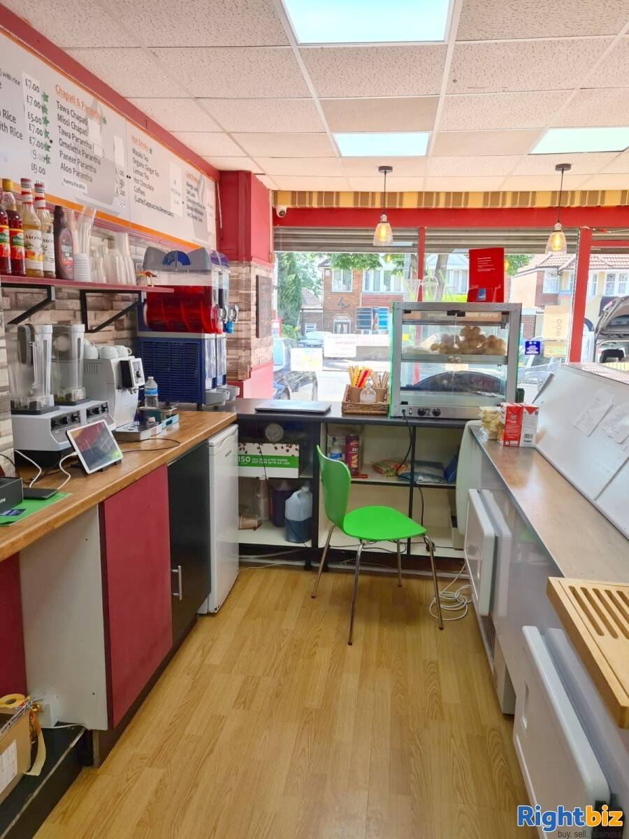 Fully Equipped Indian Restaurant and Cafe in Birmingham A3/A5 Takeaway - Image 2