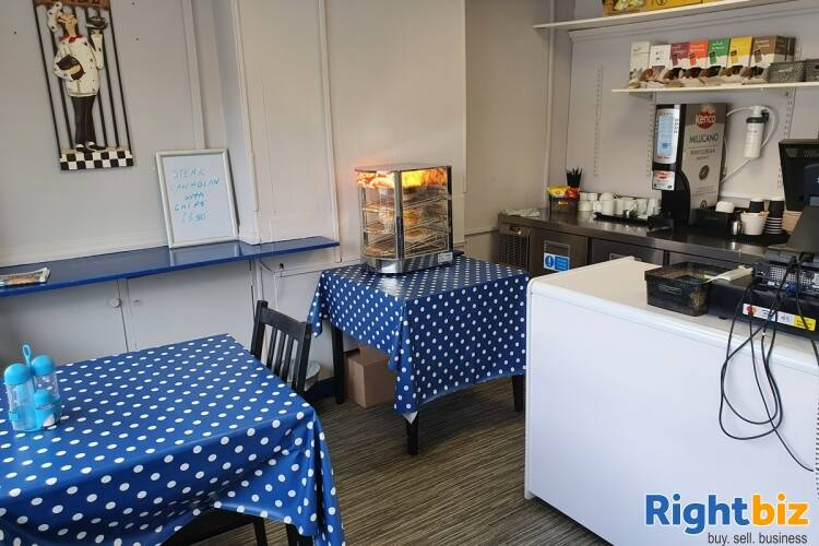 Newly Fitted Sandwich Shop - Bolton BL3 - Image 2