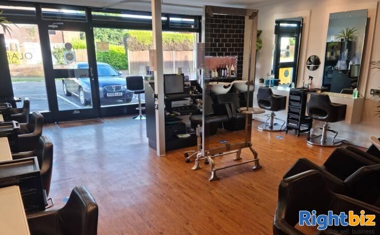 Contemporary Hair, Nail & Beauty Salon in Surrey - Image 2
