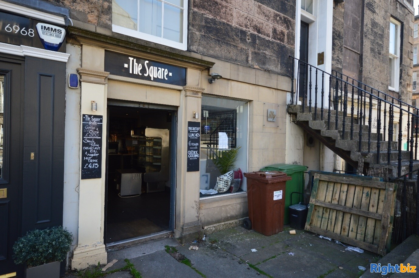 Full Class 3 hot food takeaway in Edinburgh city centre (ref 1396) - Image 2