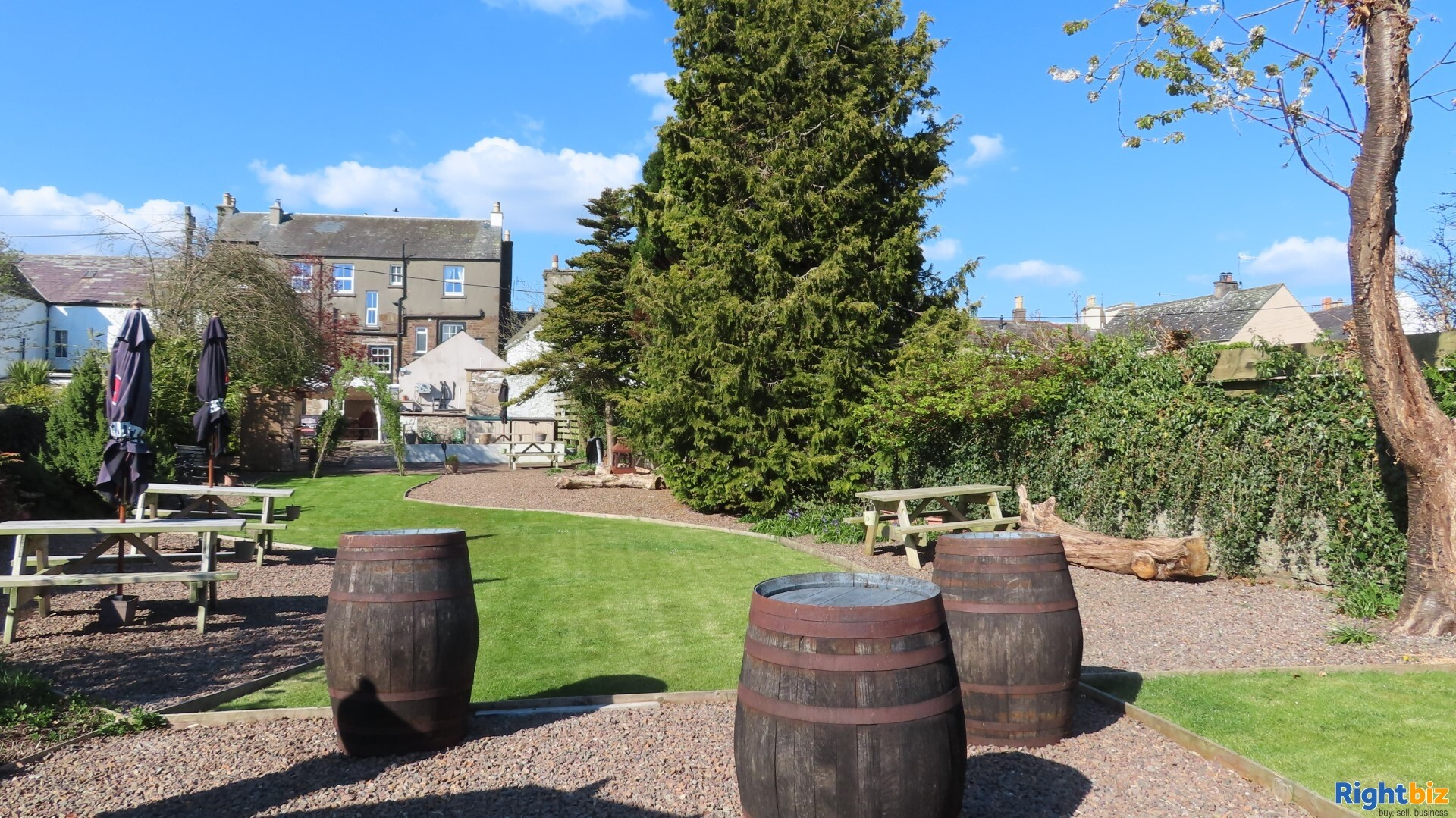 A stunning recently refurbished small Hotel with Restaurant in Kirkcudbright - Image 2