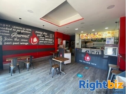Edinburgh City Centre Class 3 Hot Food Takeaway in Excellent Condition - Image 2