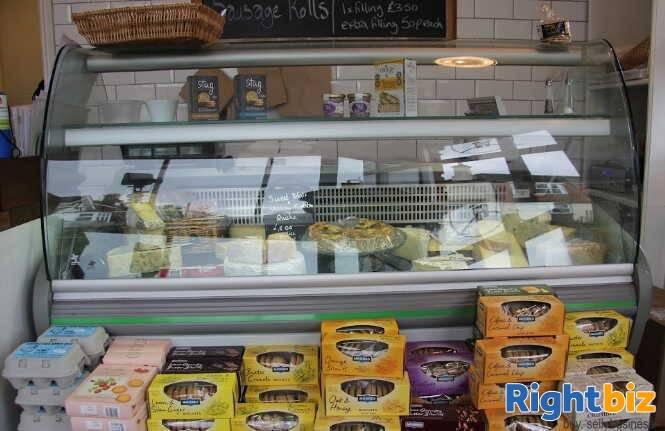Licensed Delicatessen, Sandwich Bar Plus Coffee Shop a1 for Sale - Image 2