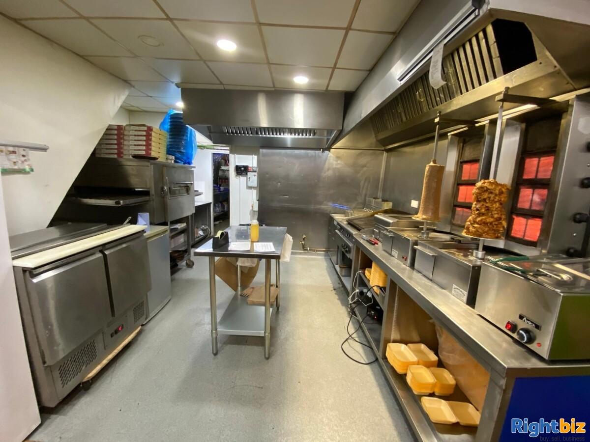 Fast food takeaway in Blackburn in a prime location - Image 2
