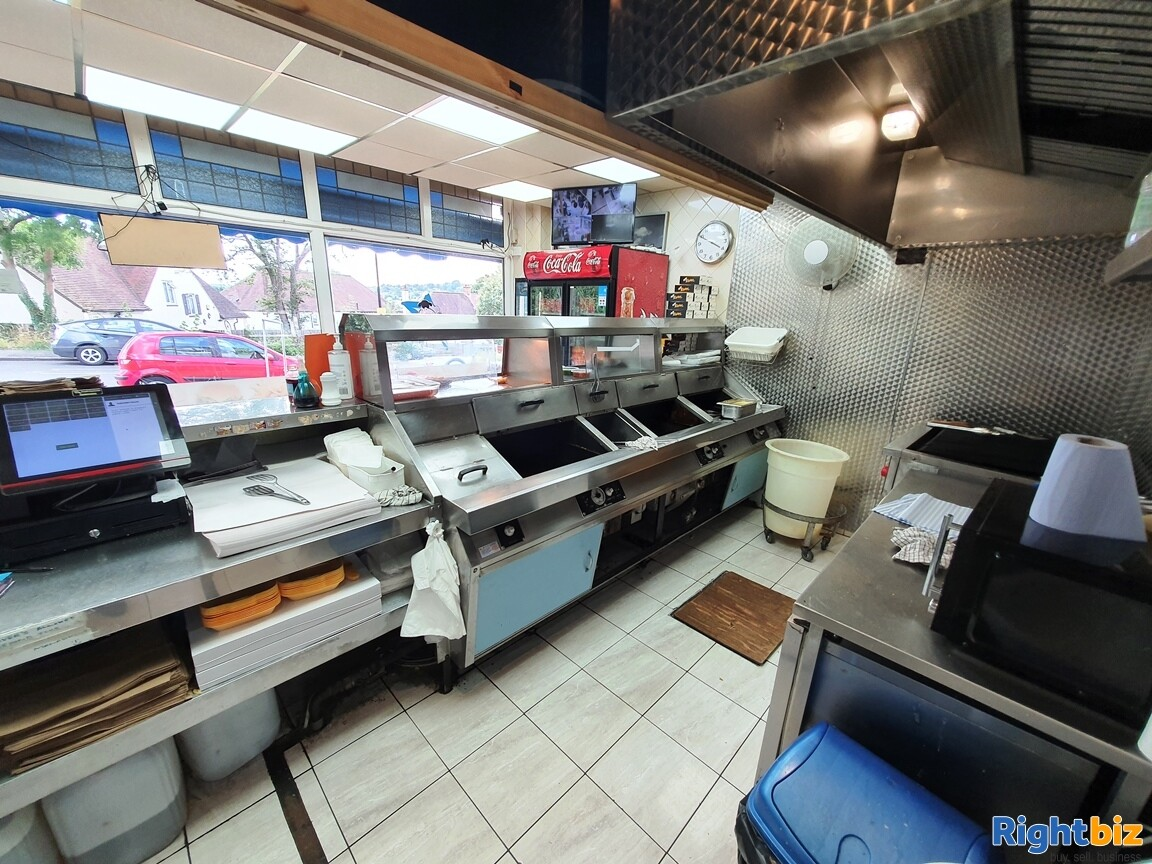 FISH & CHIP SHOP WITHIN BUSY RESIDENTIAL PARADE- £5,000 PER WEEK - £20,000 REFURBISHMENT - Image 2