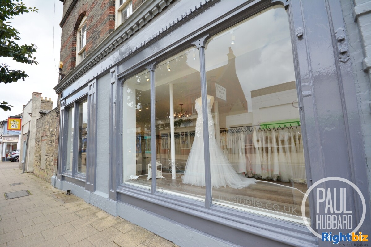 Leasehold - Well-established, family run bridal shop business in Lowestoft, Suffolk. - Image 2