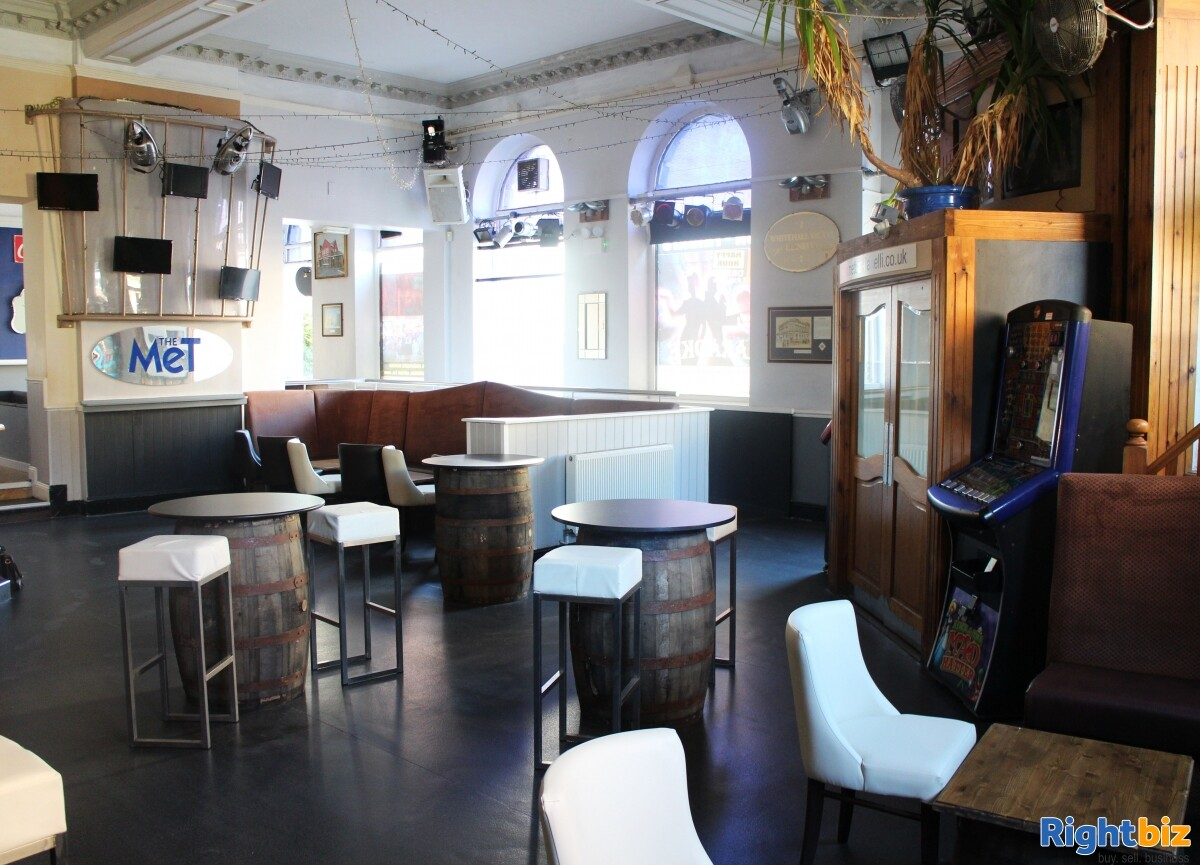 CARMARTHENSHIRE (LLANELLI) WELL ESTABLISHED AND HIGHLY PROFITABLE LATE NIGHT VENUE - Image 2