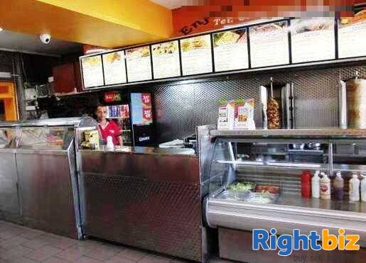 Kebabs, Fish & Chips & Burgers Takeaway & Delivery for Sale - Image 2