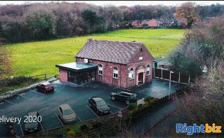 Licensed Restaurant in Renovated Former Church in Telford - Image 2