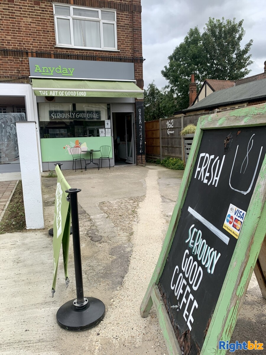 Cosy Sandwich Shop Situated in Chingford, Essex - Image 2