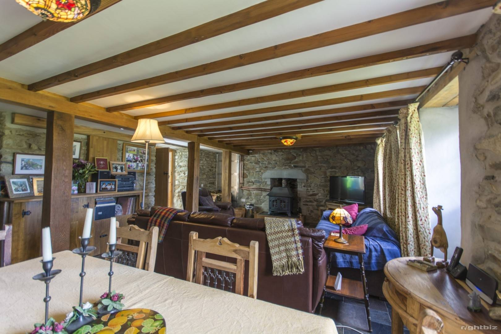 HOLIDAY LETTING BUSINESS/ LIVERY POTENTIAL + SMALLHOLDING + STABLES SET IN 10 ACRES - PEMBROKESHIRE - Image 3