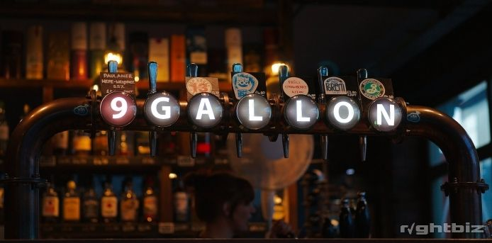 Micro Bar, Craft and Cask ale, Lease for Sale - Image 3