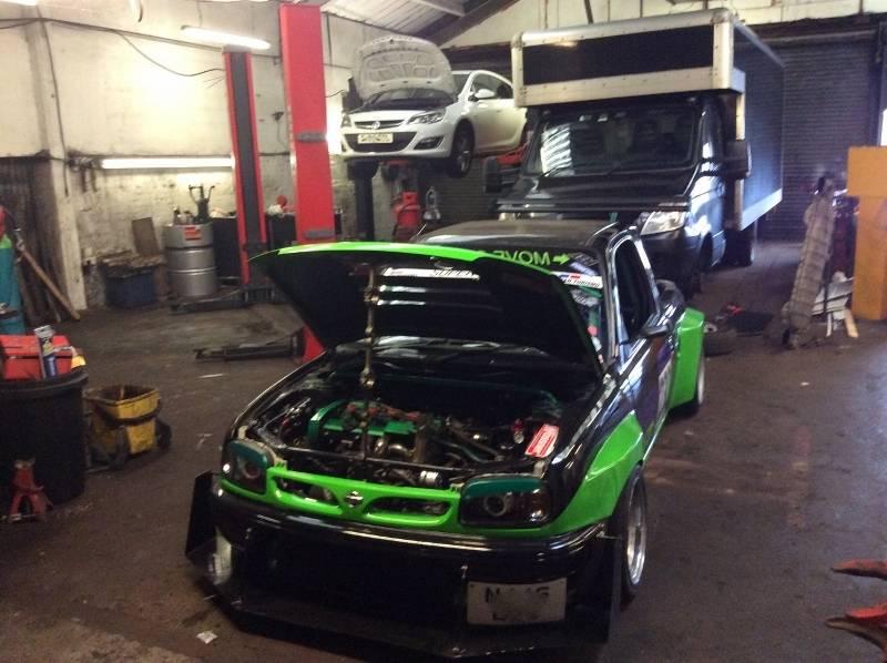 Well Known Class 4 MOT Garage - Image 3