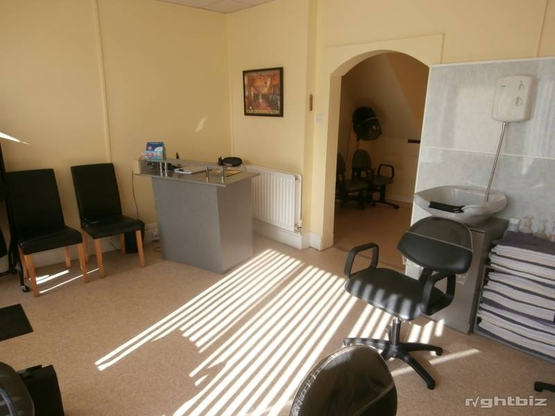 Hair Salon With Accommodation For Sale Crewe Cheshire Freehold - Image 3