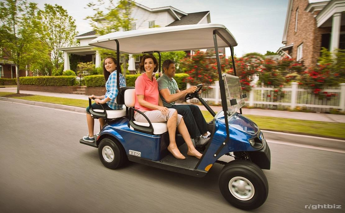 Golf Hospitality Utility Electric & Petrol Vehicles, Buggy Sales and Repair internet business - Image 3