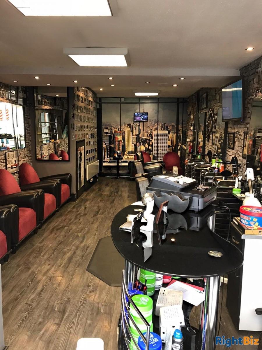 Well established busy Barber shop for sale - Image 3