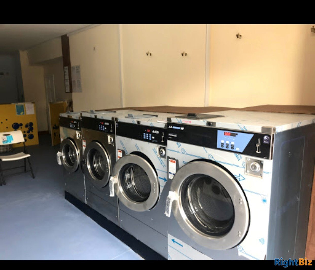 Laundrette for sale. Small business everything new. Prime location!! WF9 2AE. - Image 3