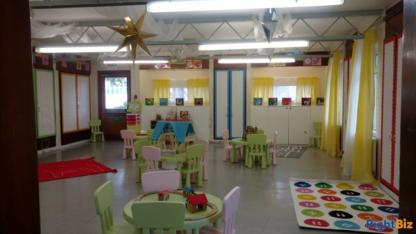 Established Nursery School in N14 for sale perfect for a small group expansion or first time buyer. - Image 3