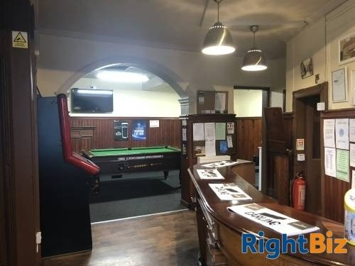 The Masonic Arms  Broxburn  West Lothian Freehold Public House with owners accommodation. - Image 3