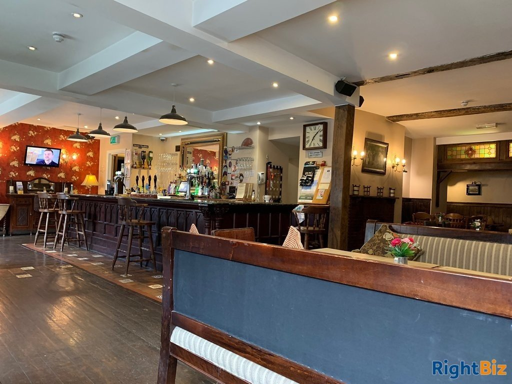 North Wales Historic Coaching Inn Hotel, Bar & Restaurant Leasehold for Sale - Image 3