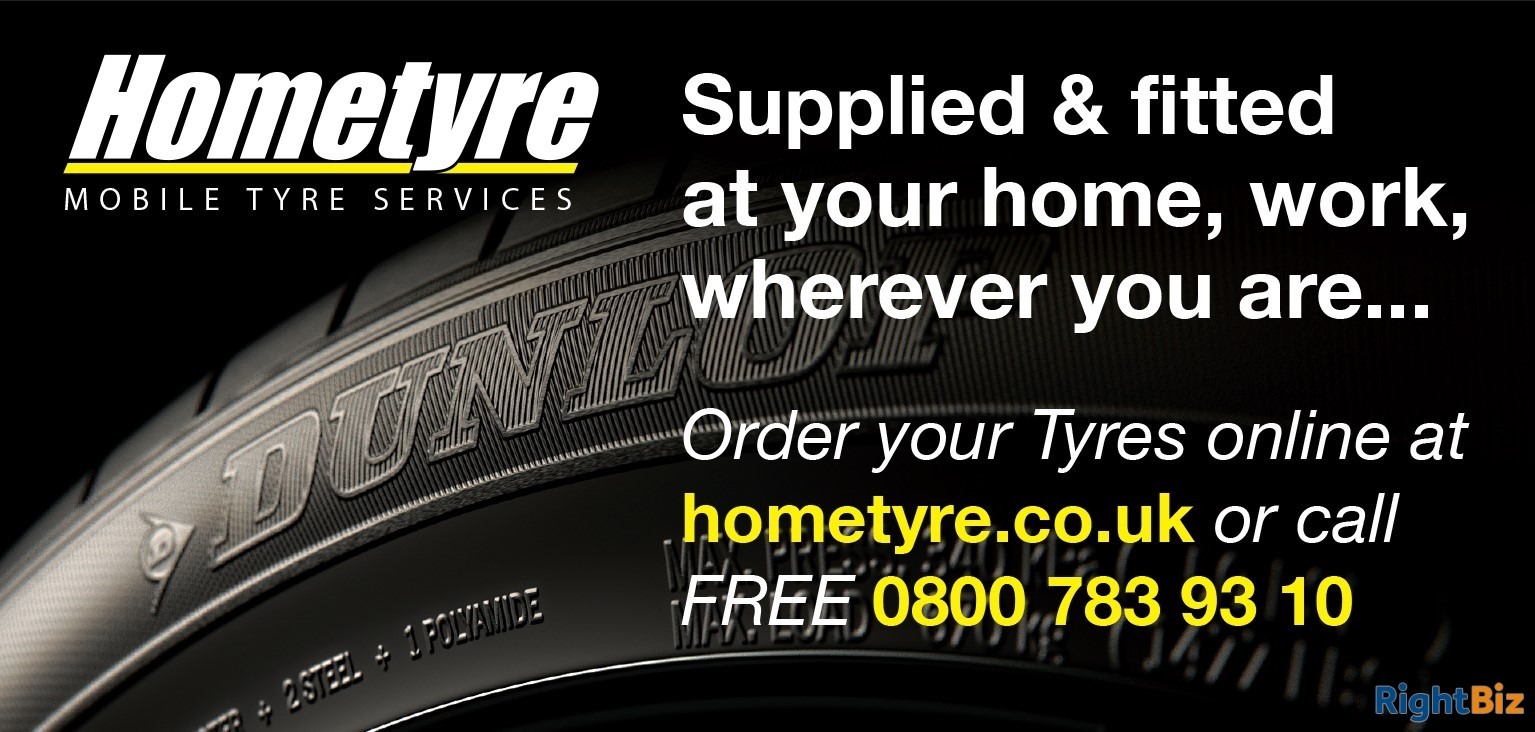 Well established mobile tyre service franchised business covering a wide area of North Hants. - Image 3