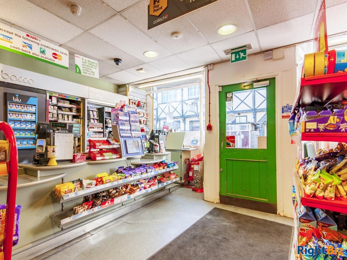 SPAR Knighton Convenience Store - Established busy location for over 60 years - Image 3