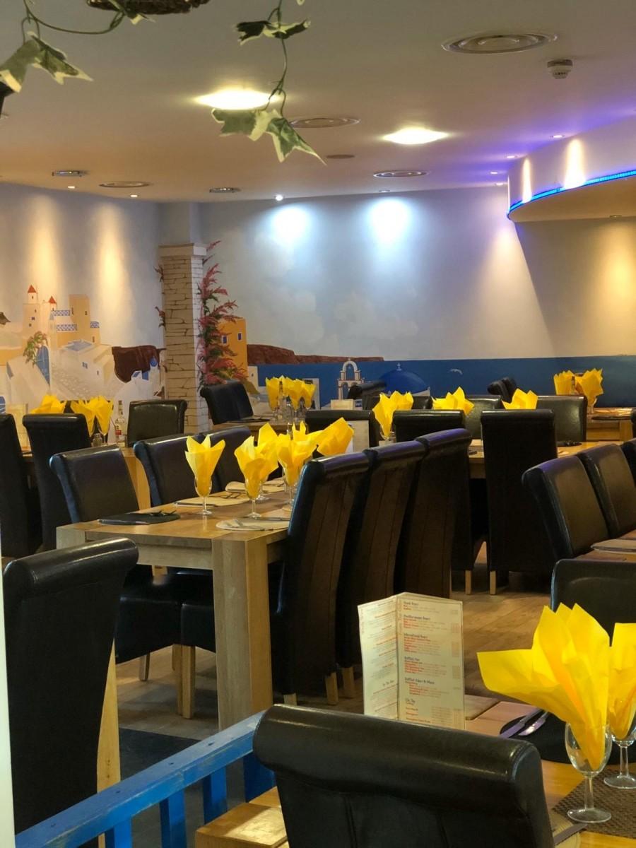 Greek and Mediterranean Restaurant for Sale - Image 3