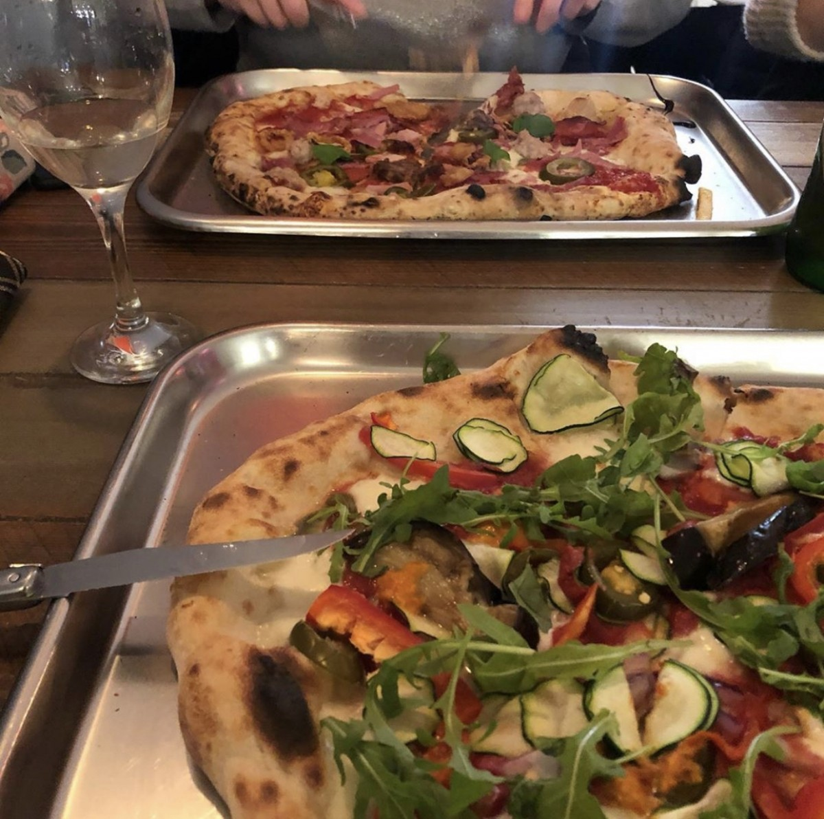 Established Neapolitan Wood-fired pizza, Prominent High St position, Fully equipped, Gozney oven - Image 3