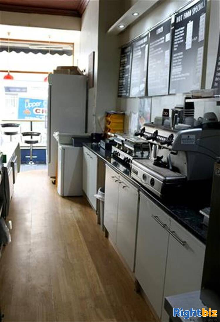 Cafe And Catering Business, Falkirk - Image 3
