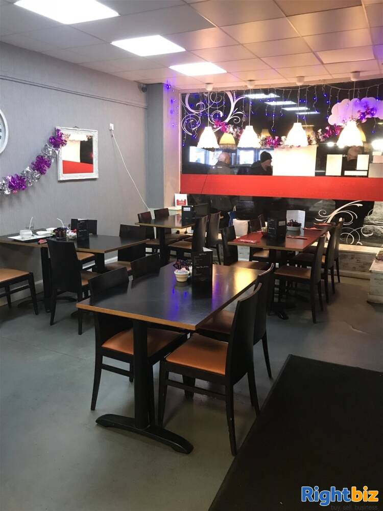 FULLY LICENSED CAFE BAR WITH TAKEAWAY & DELIVERIES IN BATHGATE TOWN CENTRE - Image 3