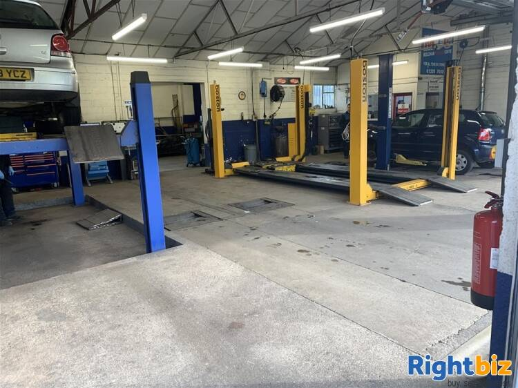 FREEHOLD MOT TESTING & REPAIRS CENTRE IN WILTSHIRE - Image 3