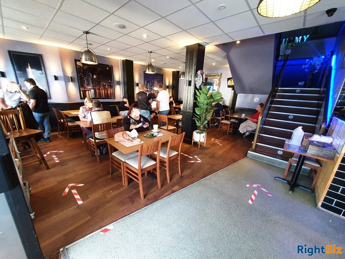 FREEHOLD CAFÉ / RESTAURANT WITH FIRST FLOOR FUNCTION ROOM - Image 3