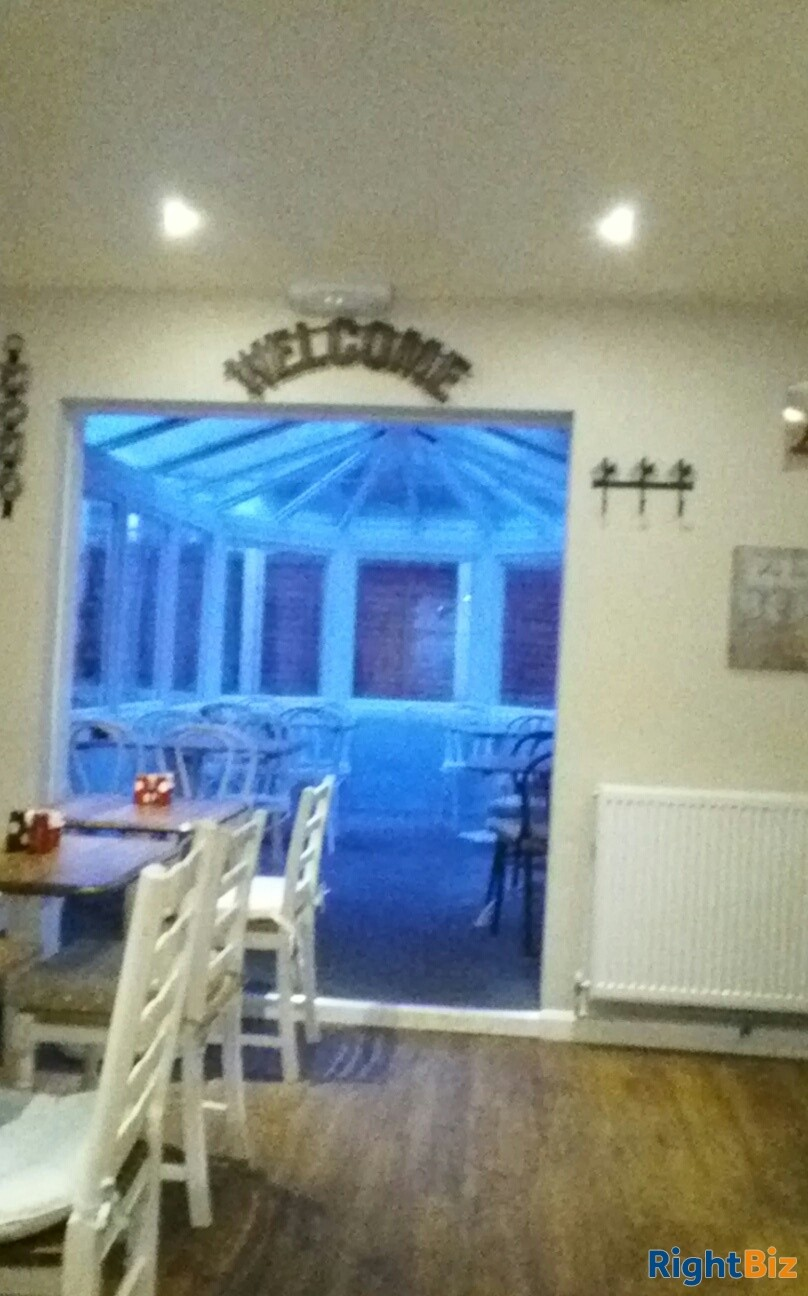 Freehold Cafe / Tea Rooms in Brewood  with Lovely 2 bedroom accommodation. - Image 3