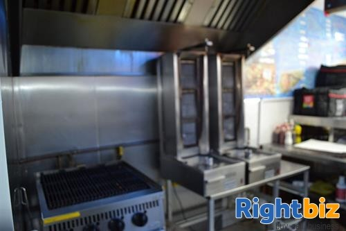 Established West Bromwich Chip Shop - £5,600 to £5,700 PW. Prominent Location - Image 3