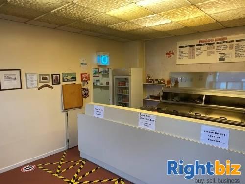 Fish & Chip Shop- Angus - Image 3