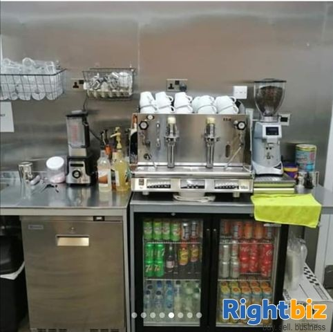 Here Is an Excellent Fully Operational Café/ Restaurant For Sale In Dunfermline, Fife - Image 3