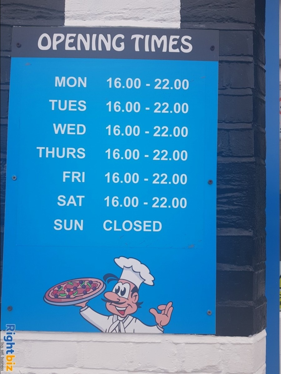 Fast food takeaway for sale in Northumberland - Image 3