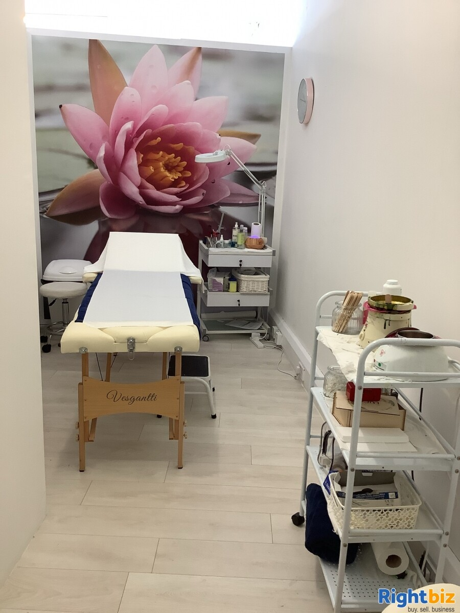 Established Nails, Tanning and Beauty salon for sale in Worthing near Brighton - Image 3