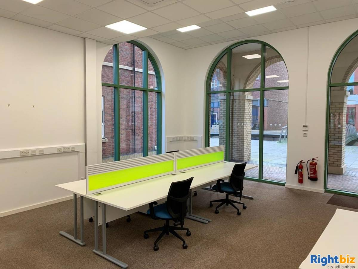 Office For Rent Located In Dickens Heath - Image 3