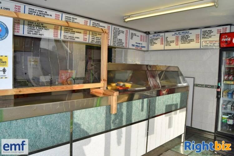 WELL ESTABLISHED FISH & CHIP SHOP IN STOURBRIDGE - Image 3