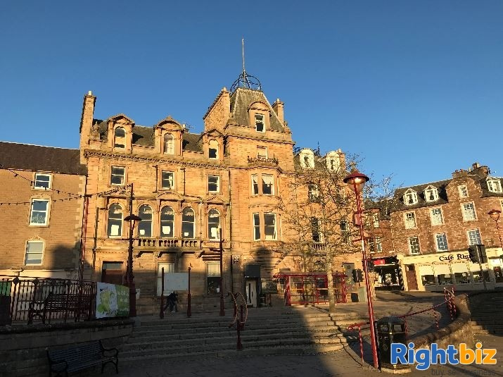 For Sale - Former Drummond Arms Hotel in Affluent Crieff - Image 3