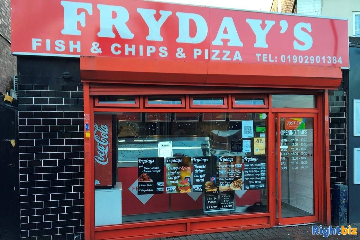 Fish & Chip Shop/Takeaway - Wolverhampton - Image 3