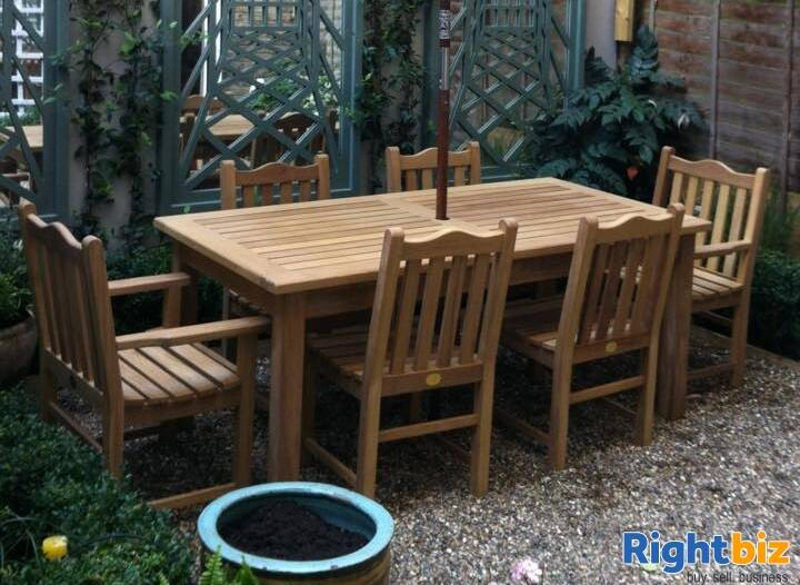 Family-Run Manufacturer and Retailer of Garden Furniture in Wiltshire - Image 3