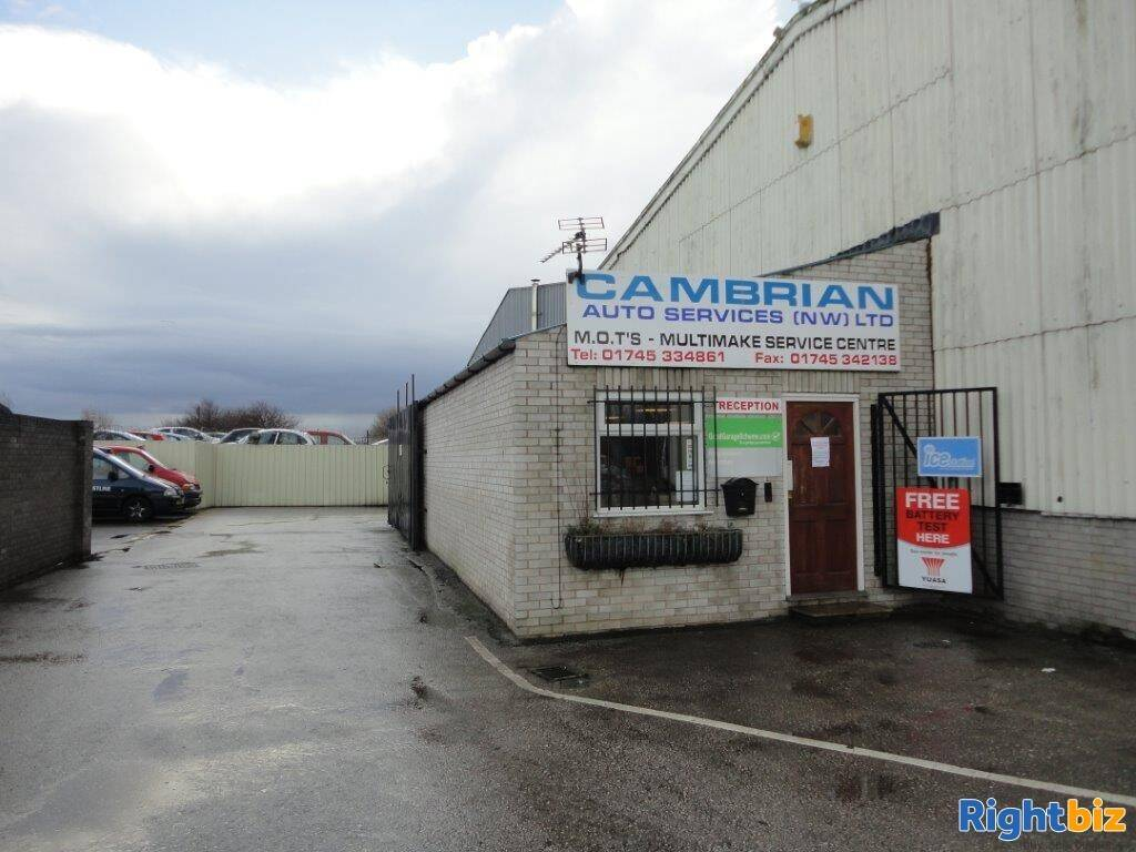 A HIGHLY REPUTABLE MOT STATION & SERVICING PROVIDER - Image 3
